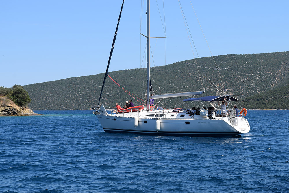 Daily Sailing Cruises in Greece